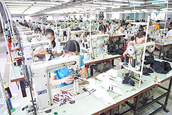 """Vietnam Garment Exported to Japan to Satisfy """"Two-Stage"""" Origin Standard"""